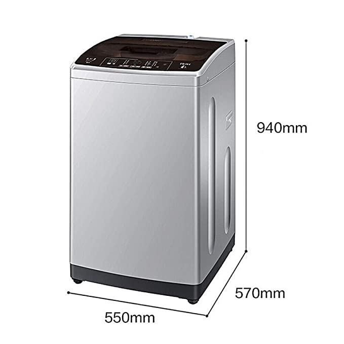 Lavadora automática de 8 kg Gran Capacidad doméstica 8 kg Alquiler ...