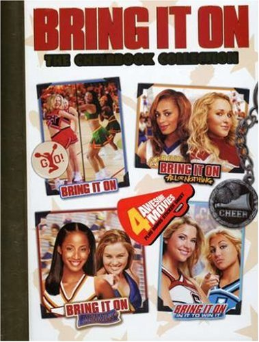 Bring It On: The Cheerbook Collection (Ashley Turner Box Set)