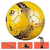 Best Soccer Balls - Senston Indoor & Outdoor Series Adults Soccer Ball Review