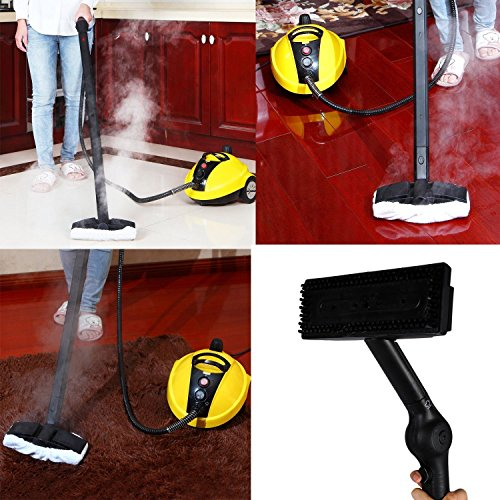 Ainfox Steam Cleaner, Multi-Purpose Heavy Duty Household Steam Cleaner Handheld Cleaning System and Car