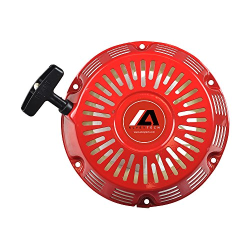 AlveyTech Red Recoil Pull Start for Honda GX340, GX390, GX420, GX440 Engines
