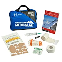 Adventure Medical Kits Mountain Series Daytripper Botiquín de primeros auxilios, Backcountry Medical Care, Guía completa, Easy Care, Cremallera resistente al agua, Estuche duradero, Peso ligero, 15 oz