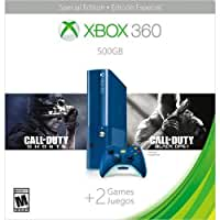 Xbox 360 E 500GB Blue COD BO2