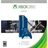 Xbox 360 E 500GB Blue COD BO2