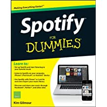 Spotify For Dummies