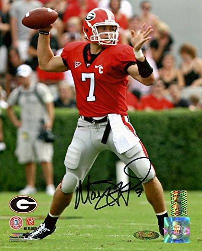 Matthew Stafford Signed Autographed Georgia Bulldogs 8x10 Photo TRISTAR COA - Georgia Bulldogs 8x10 Photo