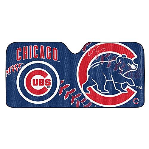 (MLB Chicago Cubs Auto Sun Shade Windshield)