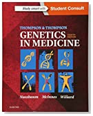 Thompson & Thompson Genetics in Medicine (Thompson and Thompson Genetics in Medicine)