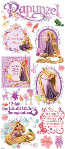 Disney Princess Phrase Stickers - 4