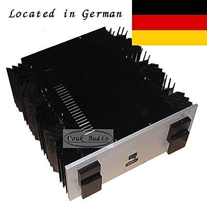 Gran chasis del amplificador de aluminio Gehäuse recinto Ref KRELL ...