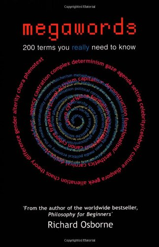 Megawords: 200 Terms You Really Need to Know by Brand: SAGE Publications Ltd