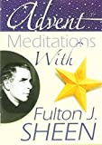 img - for Advent Meditations With Fulton J. Sheen book / textbook / text book