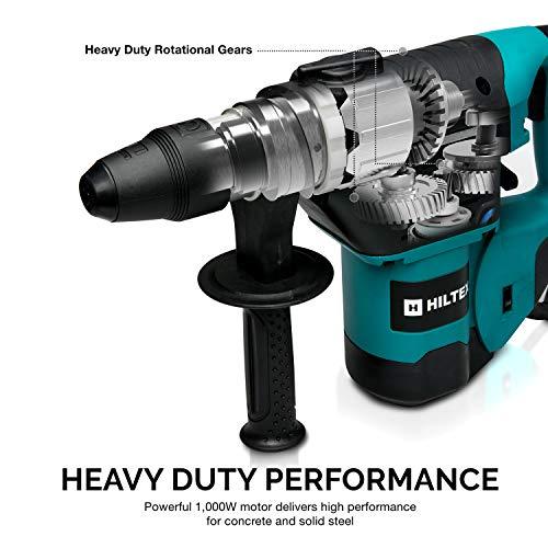 Hiltex SDS Drill | Demolition Flat and