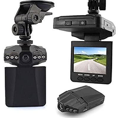 Dash Cam, Car Dash Camera, MONOLED Wide View Angle Night Mode Dashboard Recorder by Monoled