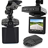 Dash Cam 2.5 Inch Car Dash Camera MONOLED 270 Degree Wide View