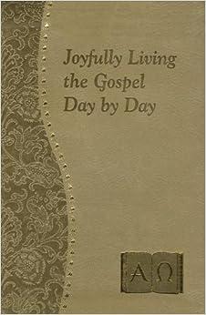 Book Joyfully Living the Gospel Day by Day