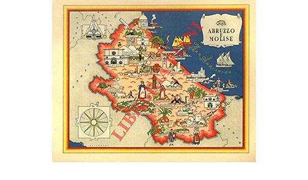 Cartina Abruzzo Umbria.Abruzzo E Molise Basilicata Calabria Friuli Venezia Giulia Toscana Trentino Alto Adige Umbria Erp Italia Al Lavoro Amazon Com Books