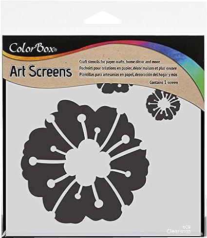 Home Decor /& More Zone Design Layering Stencil Art Screen for Paper Crafts