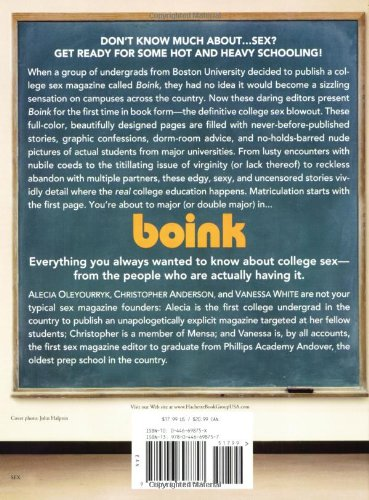Boink college sex