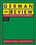 img - for German In Review: Lehrbuch der deutschen Grammatik book / textbook / text book