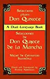 img - for Selections from Don Quixote: A Dual-Language Book (Dover Dual Language Spanish) book / textbook / text book