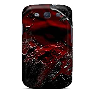 Purecase Case Cover Protector Specially Made For Galaxy S3 Blood