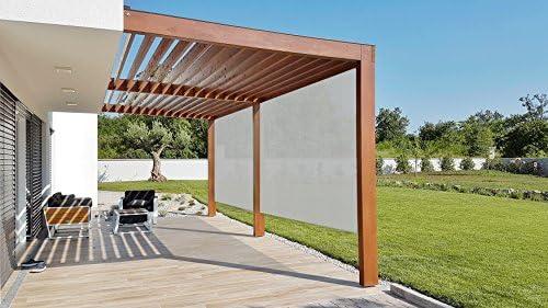 Springblinds - Pantalla solar para interior y exterior, 5 % de ...