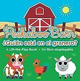 img - for Peekaboo Barn /  Qui n est  en el granero? (Spanish Edition) book / textbook / text book