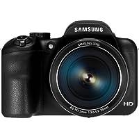 SASECWB1100BPB - Samsung WB1100F 16.2 Megapixel Compact Camera - Black