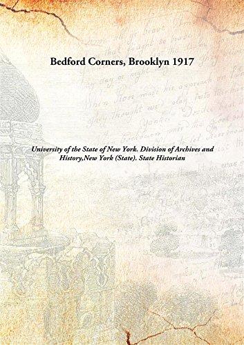 Download Bedford Corners, Brooklyn ebook