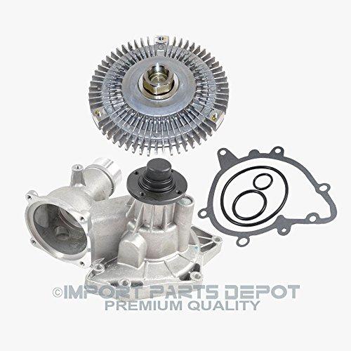 Amazon Com Engine Water Pump Fan Clutch Kit For Bmw 530i 540i