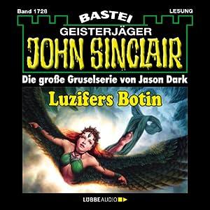 Luzifers Botin (John Sinclair 1728) Hörbuch