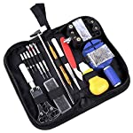 Ohuhu PCS Watch Repair Tool Kit Case Opener Spring Bar Tool Set Bonus A Hammer 147