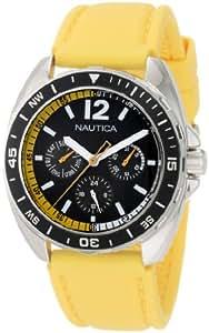 Nautica Unisex N09906G Sport Ring Multifunction Watch Box Set