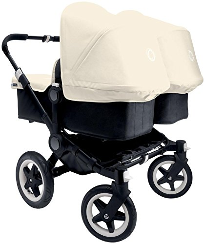 Bugaboo Donkey Complete Twin Stroller - Off White - Twin ...