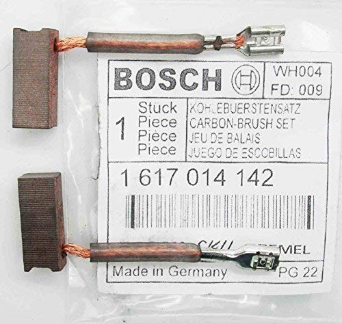 Genuine Bosch Original Carbon Brushes Drill Rotary Hammer Cordless Pneumatic Hammer Drill Saw BS11G
