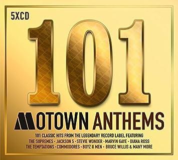 101 Motown Anthems Various Artists Amazonde Musik