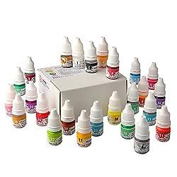 Soap Dye for Soap Making - 25 Colors - Bath Bomb L