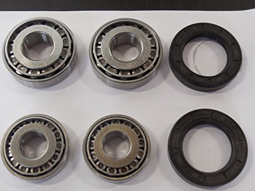 Vw Beetle Wheel Bearing - 3