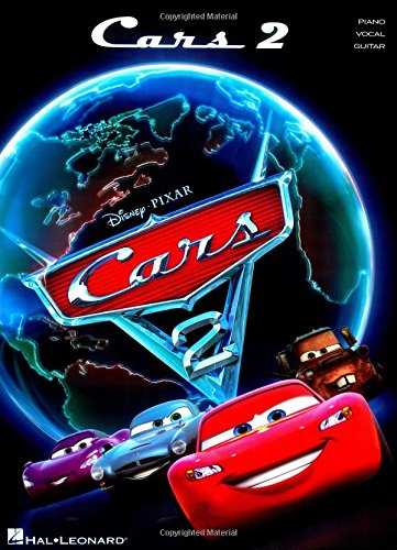 Cars 2 -Music From The Motionpicture Soundtrack (Disney Pixar Cars)