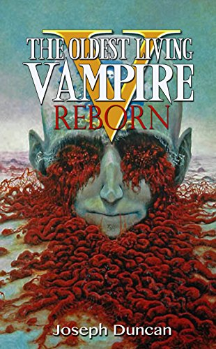Oldest Living Vampire Reborn Saga ebook product image
