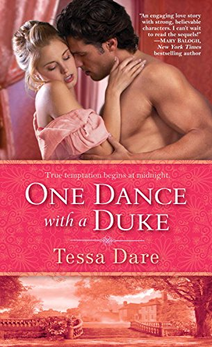 - One Dance with a Duke (The Stud Club Trilogy Book 1)