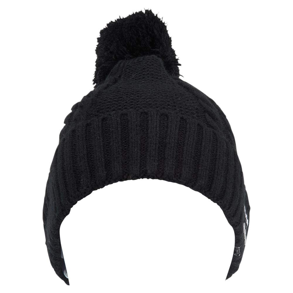 Gadgetree Bluetooth® Hat with Pompom - Black