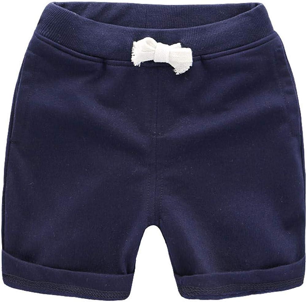 Mud Kingdom Cute Little Boys Shorts Knee Length Cute Cartoon
