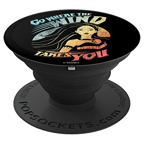 Disney Pocahontas Go Where The Wind Takes You - PopSockets Grip and Stand for Phones and -