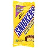 Snickers Peanut Butter Chocolate 4 Pack 200g