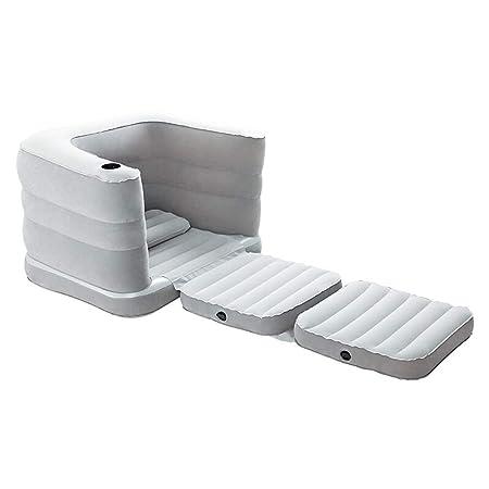 RKY Cama Inflable- Sofá Inflable Asiento de colchón de Aire sofá ...