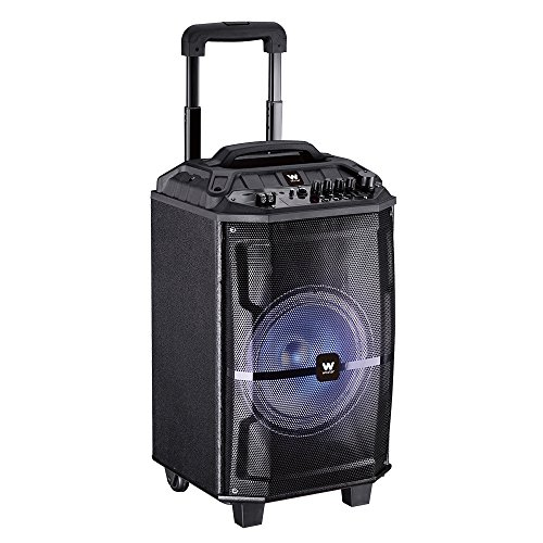Woxter Rock'n'Roller XL – Altavoz inalámbrico transportable, Color Negro