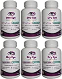 Dry Eye Complete. Formulated for Dry Eyes, 1,344mg Omega-3, 6.6mg Lutein, 1,000 D3 per dose!. Only $28 per Month, FREE Shipping