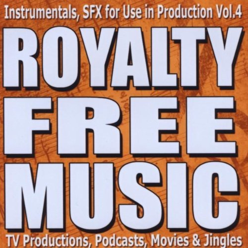 Instrumentals, Music Loops, Movie Sound Effects For Tv Productions, Podcasts, Movies, And Jingles Vol. 4